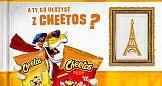 """Kampania """"A Ty, co ułożysz z Cheetos?"""""""