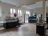 Nowe maszyny w salonie pokazowym firmy Avargraf w Warszawie
