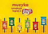Pierwsza muzyczna kampania marki Lay's