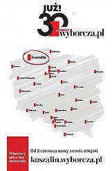 """30. serwis lokalny """"Wyborczej"""" - Koszalin.wyborcza.pl"""