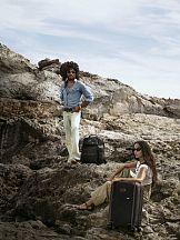 Lenny i Zoë Kravitz w globalnej kampanii Tumi