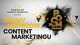 Znamy laureatów konkursu Power of Content Marketing Awards 2021