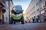 Triggo ogłasza Konkurs graficzny na wizję elektrycznego pojazdu miejskiego