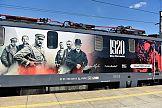 Lokomotywa z Piłsudskim na 100-lecie Bitwy Warszawskiej