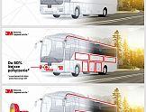 Kampania 3M promująca technologie dla branży transportowej