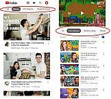 Większa kontrola nad filmami na Youtube