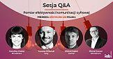 Paneliści odpowiadają na pytania uczestników wirtualnej premiery Leksykonu