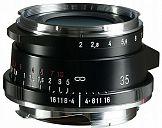Nowa wersja obiektywu Voigtlander Ultron II 35 mm f/2,0 do Leica M.