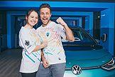 Volkswagen na Euro 2020: specjalna koszulka jako bilet