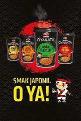Nowa kampania mediowa Oyakata