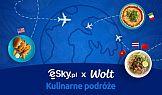 "Esky.pl i Wolt z kampanią ""Kulinarne podróże"""