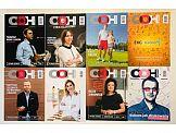 Siła personalizacji - ostatnie wydanie OOH magazine z 8 okładkami