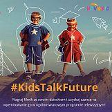 Novakid z kampanią #Kidstalkfuture