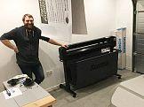 Mutoh + Summa: zestaw drukująco-tnący w Agencji Reklamowej Flash