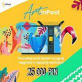 Inpost maluje Paczkomaty - konkurs kreatywny Artinpost