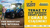 Ruszyła druga edycja wielkiej loterii Grupy Azoty