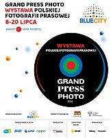 Wystawa Grand Press Photo w Blue City