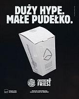 Limitowane pudełka Burger King wyprzedane