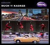 Konkurs Benq Photovue 2021 – Ruch w kadrze