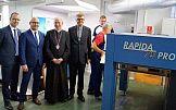Druga maszyna z rodziny Kba Rapida w drukarni Wydawnictwa Bernardinum