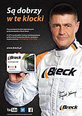Breck i Krzysztof Hołowczyc kontynuują współpracę