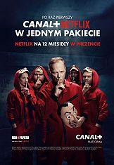 Kampania Netflix i Canal+ od Havas Warsaw