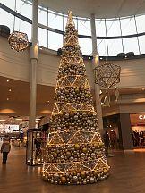 Centrum Janki w świątecznej odsłonie