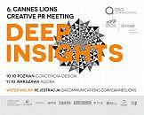 Cannes Lions Creative PR po raz 6.