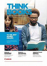 Wszystko o rynku wydawniczym w raporcie Canon Think Books