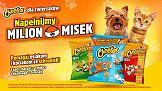 Milion pełnych misek – Cheetos pomaga zwierzakom
