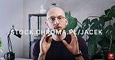 Jacek Kłosiński tworzy branded content dla serwisu Chroma Stock