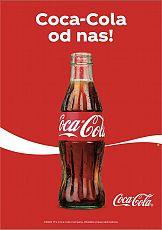 Darmowa Coca-Cola w kampanii #Otwarcijaknigdy