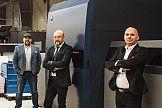 """""""Polecamy""""– maszyna Accuriojet KM-1 Konica Minolta w firmie Colours Factory"""