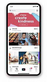 Tiktok: ruszyła globalna kampania #Createkindness