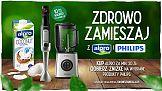Zdrowo zamieszaj z Alpro i Philips – Nav agency z Mint Media dla Danone