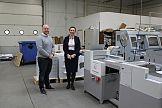 Pierwszy w Polsce bigówko-perforator z falcerką online