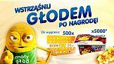 Wstrząśnij Głodem po nagrodę: Loteria od Nav agency i Mint Media