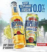 Nowy spot Desperados Virgin
