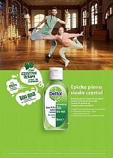 Kampania Dettol: Higieniczni (bezpieczniejsi) w swej dziecięcej beztrosce