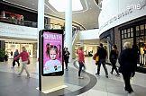 AMS wyłącznym operatorem ekranów Digital Indoor w 31 centrach handlowych w Polsce