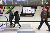 Ströer uruchamia sieć ekranów Digital Metroboard w Warszawskim Metrze