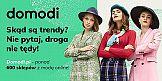 Nowa kampania Domodi.pl - z modą na pierwszym planie