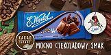 Nowa kampania czekolad gorzkich E. Wedel