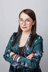 Edyta Maciejewska jako Social Media&Content Director w Gong