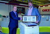 "Seria Oki C800 zdobywa nagrodę Print It Reseller ""Editor's Choice"""