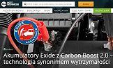 Nowa kampania Exide na Motointegrator.com