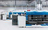 Koenig & Bauer dąży do 1,5 mld € obrotu