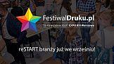 Kolejni dostawcy zasilają grono wystawców Festiwaldruku.pl
