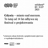 O tym będziemy rozmawiać w lipcu - wystawy Gdynia Design Days 2021