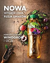 Oolong i Rooibos, czyli najnowsze produkty w kampanii Fuzetea